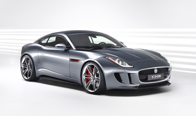 Jaguar C-X16 - Design