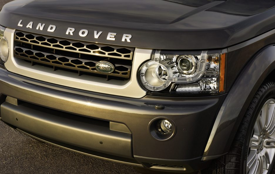 Land Rover Discovery 4 HSE Luxury Limited Edition - Calandra