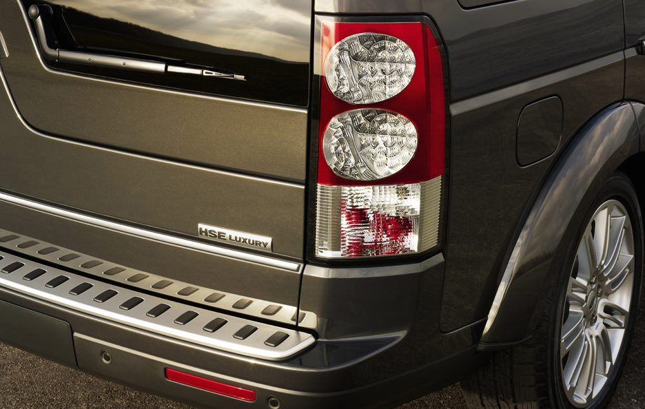 Land Rover Discovery 4 HSE Luxury Limited Edition - Detagli posteriore