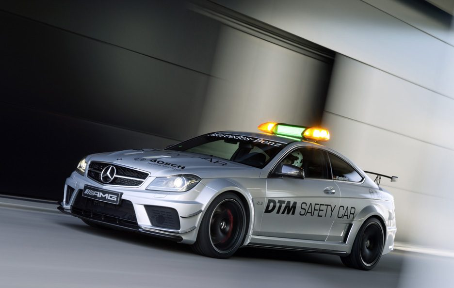 Mercedes C63 AMG - Safety Car DTM - Design