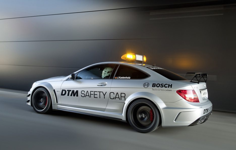 Mercedes C63 AMG - Safety Car DTM - Profilo