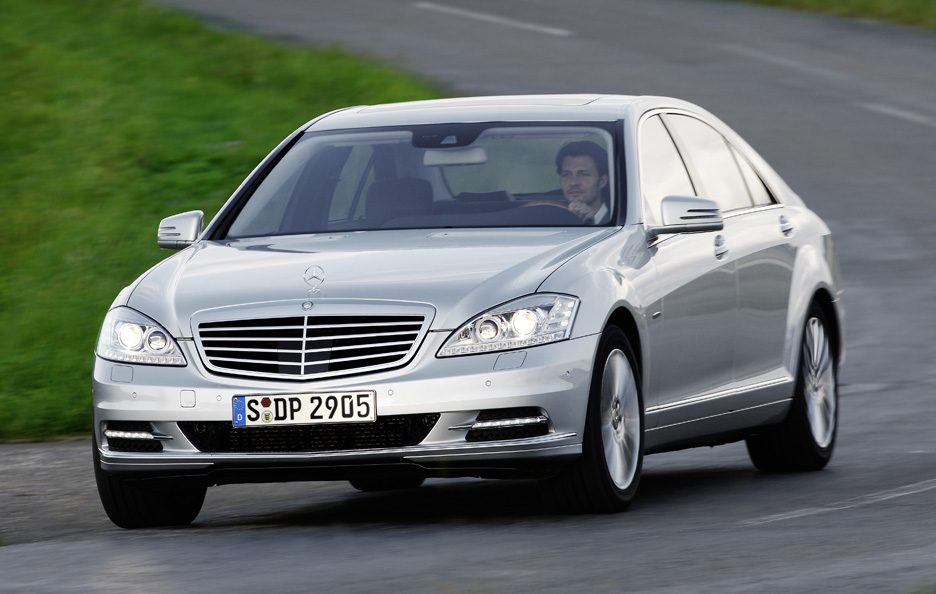 Mercedes Classe S 250 CDI BlueEFFICIENCY - Anteriore