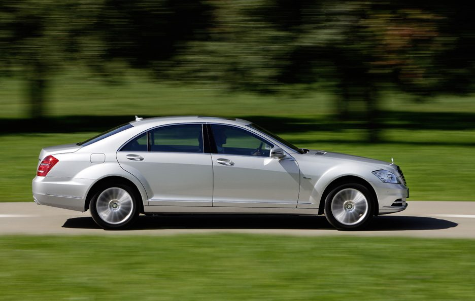 Mercedes Classe S 250 CDI BlueEFFICIENCY - Laterale