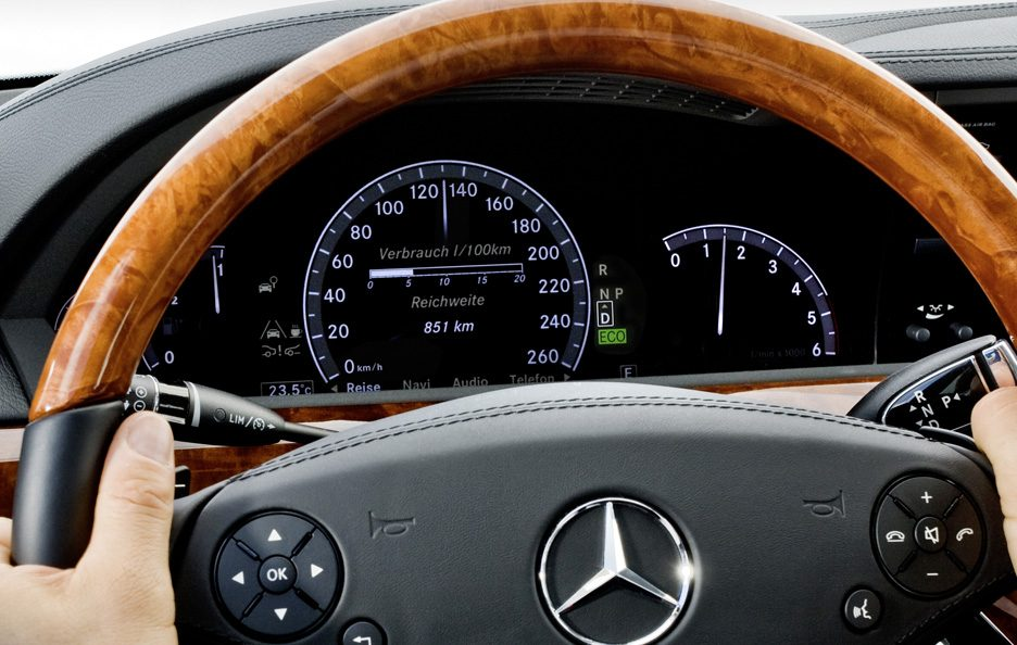 Mercedes Classe S 250 CDI BlueEFFICIENCY - Volante