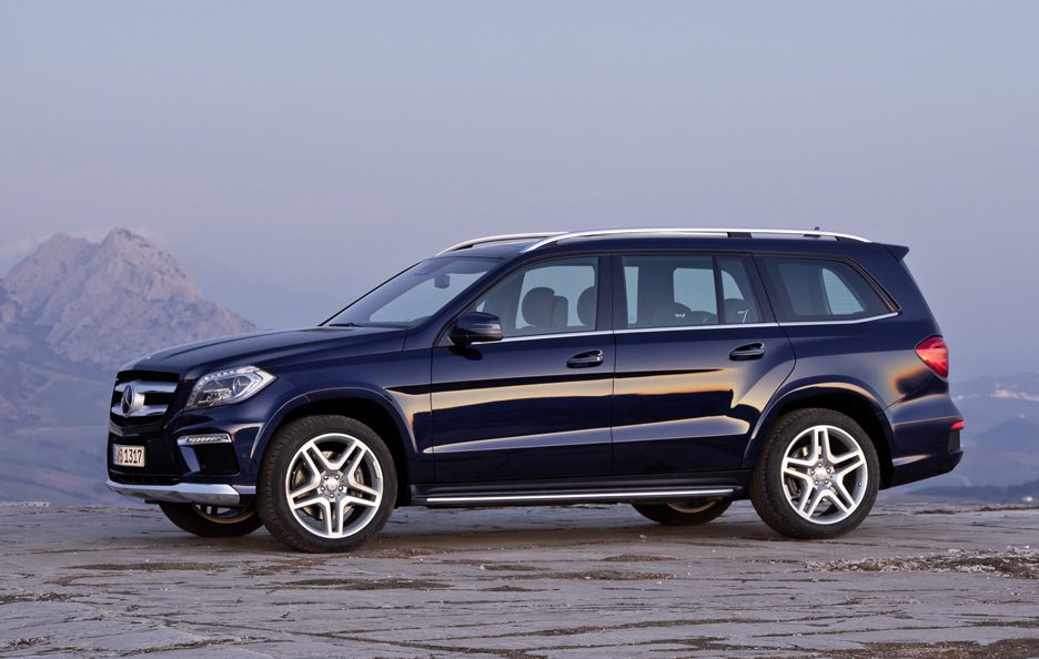 Mercedes GL - Design