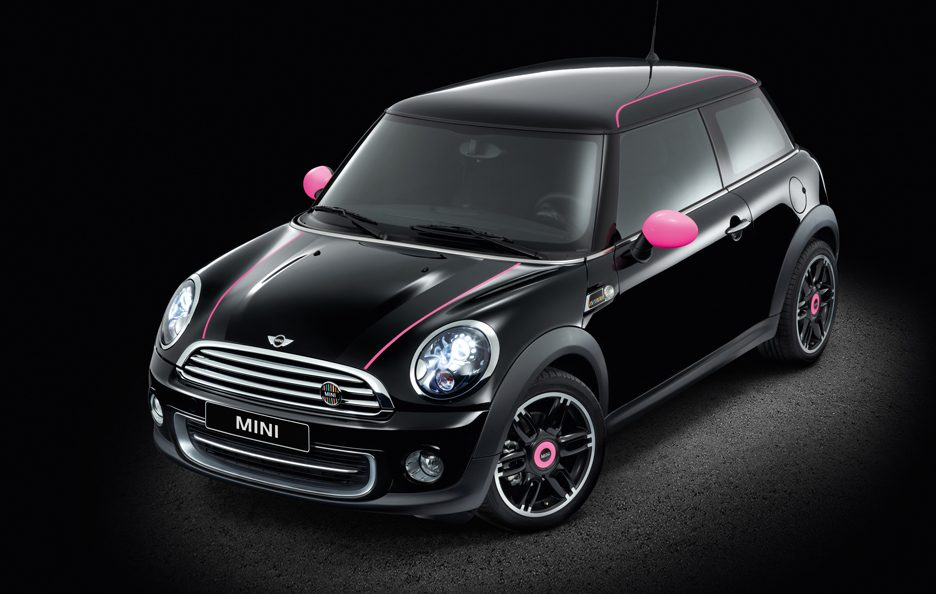 Mini Ray Line - Pink