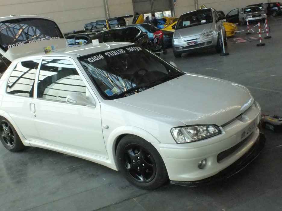 My Special Car 2012 - Peugeot 106 Gigio Tuning Sound
