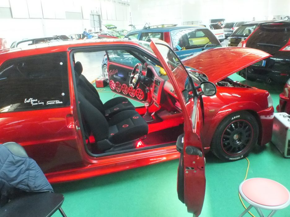 My Special Car 2012 - Peugeot 106 Rossa