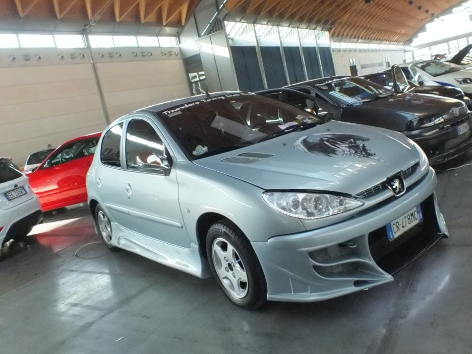 My Special Car 2012 - Peugeot 206 Angel