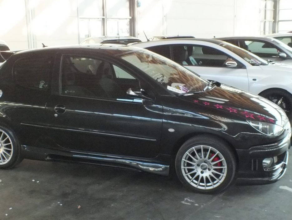 My Special Car 2012 - Peugeot 206 Stars