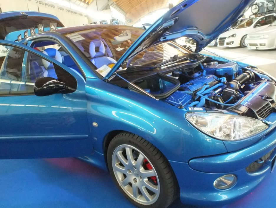 My Special Car 2012 - Peugeot 206 Total Blu - 2