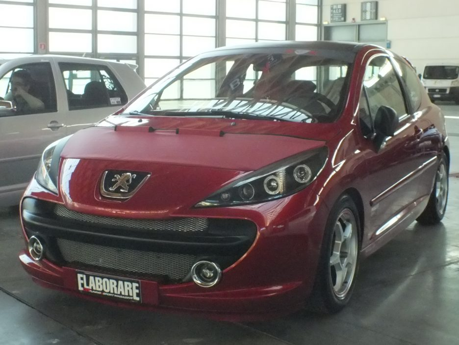 My Special Car 2012 - Peugeot 207 Rossa