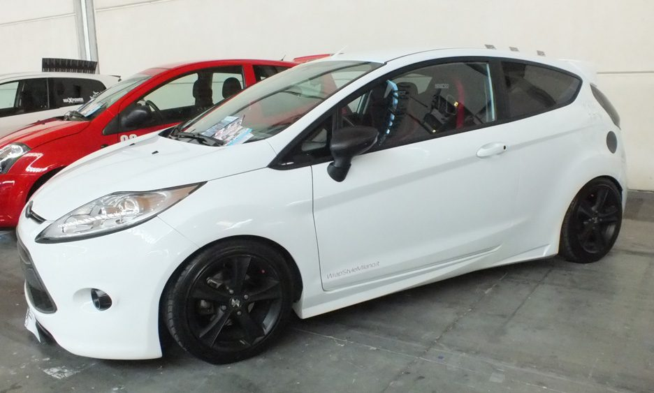My Special Car Show 2012 - Ford Fiesta