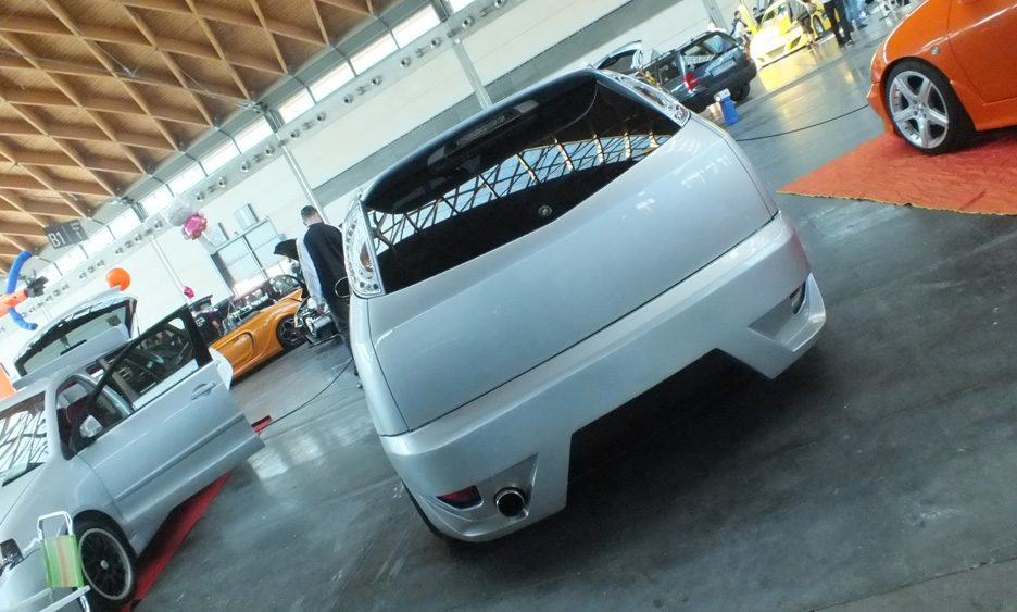 My Special Car Show 2012 - Ford Focus