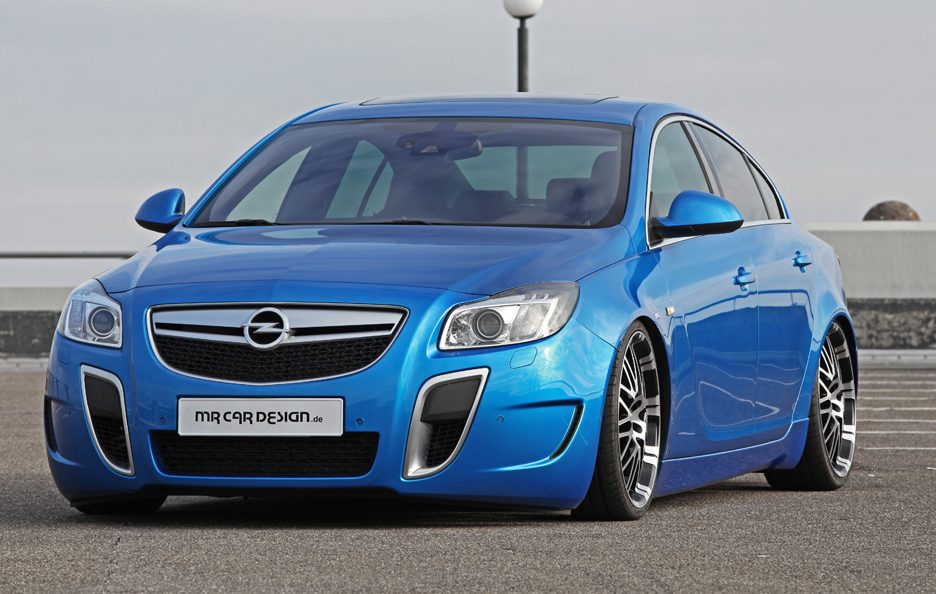 insignia opc by mr car design - tuning
