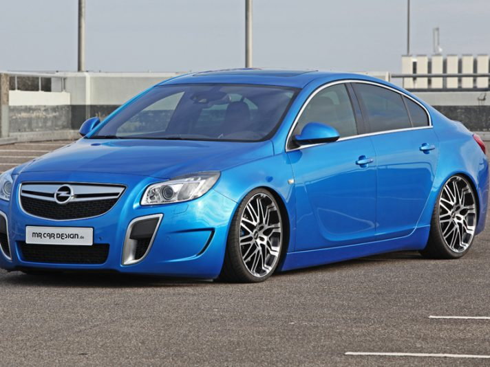 Insignia OPC by MR Car Design