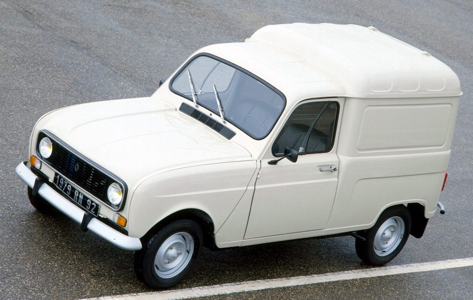 Renault 4 Fourgonnette terza serie