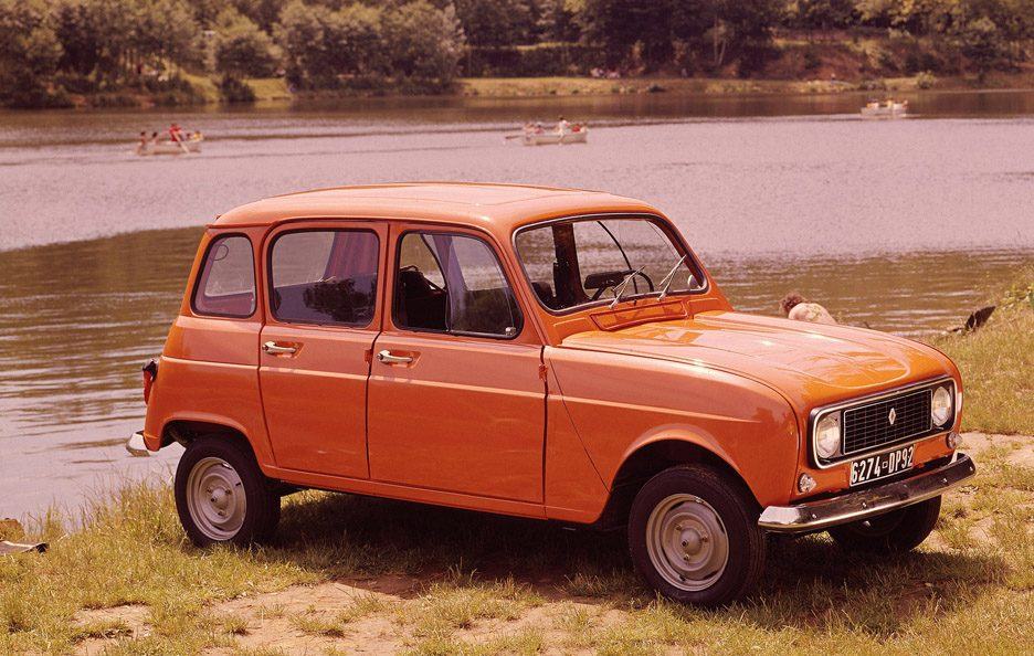 Renault 4 terza serie