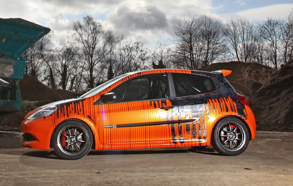 Renault Clio 200 Cup by Cam Shaft - Laterale