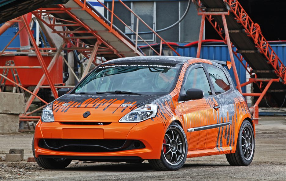 Renault Clio 200 Cup by Cam Shaft - Linee