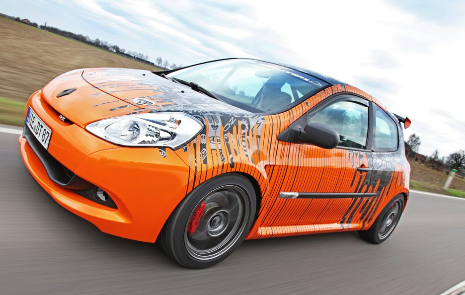 Renault Clio 200 Cup by Cam Shaft - Profilo in motion