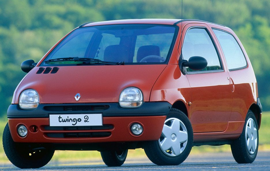 Renault Twingo restyling 2