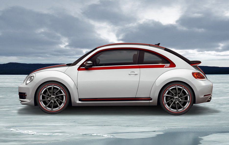 Volkswagen Beetle by ABT - Laterale