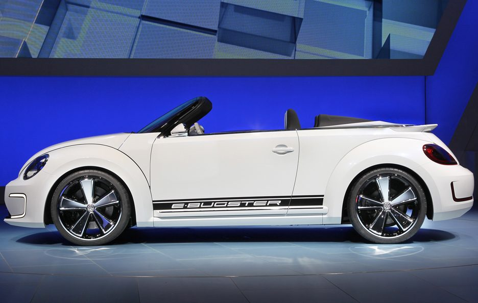 Volkswagen E-Bugster Roadster - Laterale