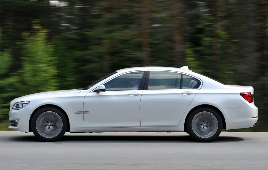 BMW Serie 7 2012 - Laterale