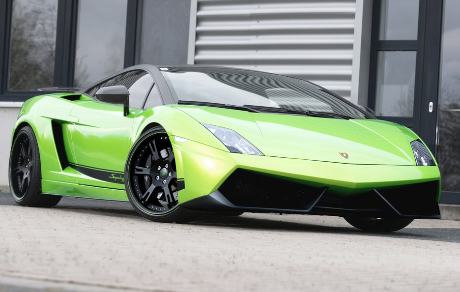 Wheelsandmore - Lamborghini Gallardo Superleggera