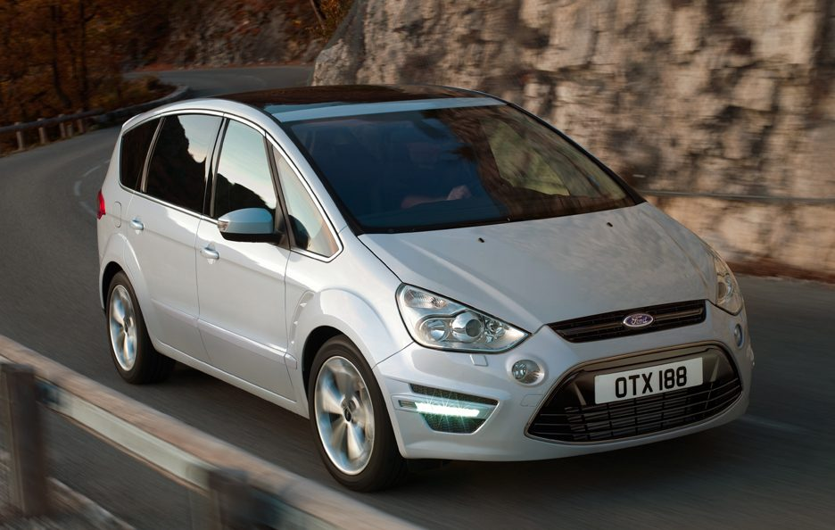 Ford S-Max restyling
