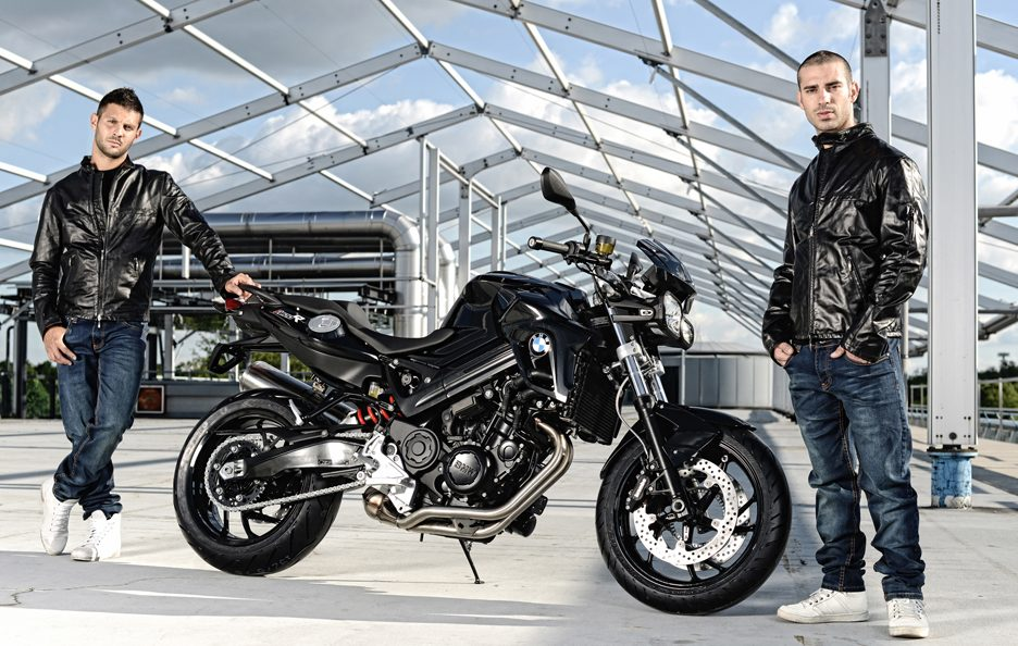 BMW F800R All Black - Design