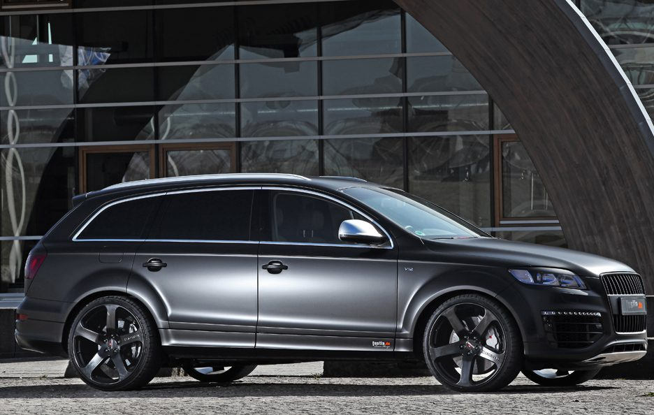 Audi Q7 by Fostla - Laterale