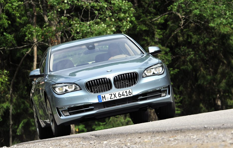 BMW Serie 7 2012 - Active Hybrid - Frontale