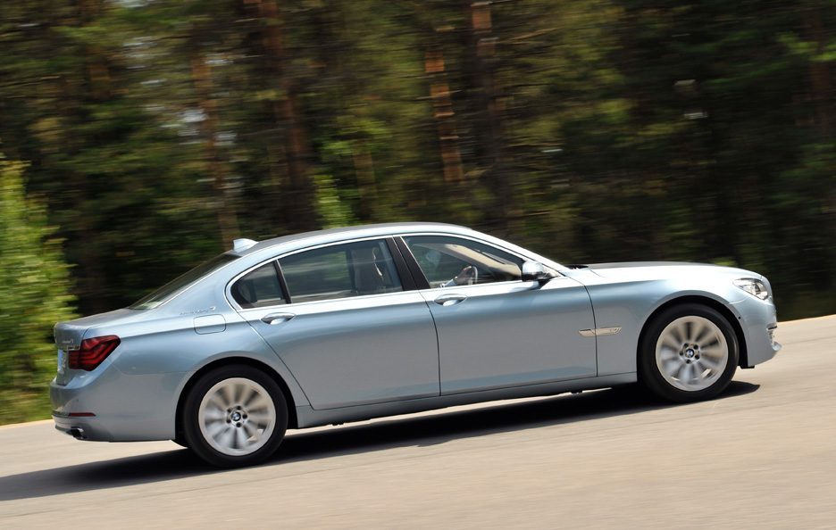 BMW Serie 7 2012 - Active Hybrid - Laterale