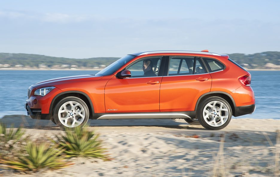 BMW X1 2012 - Laterale