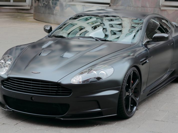 Aston Martin DBS Casino Royal by Anderson