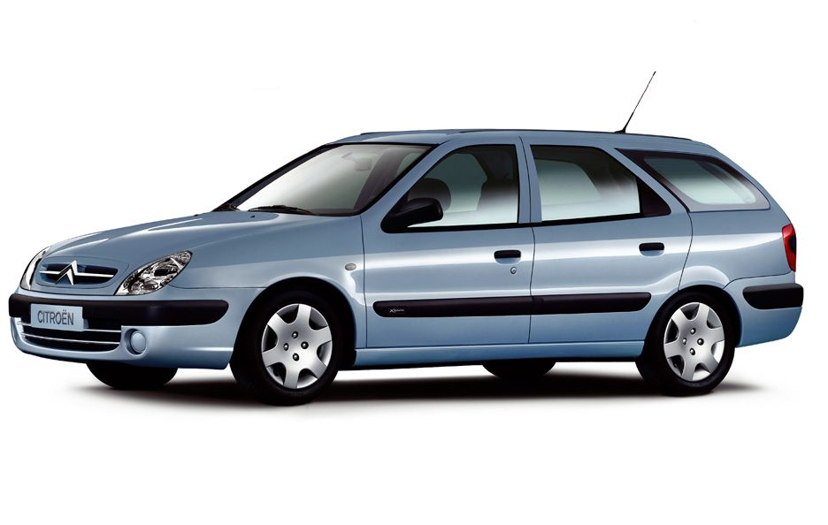 Citroën Xsara Break restyling