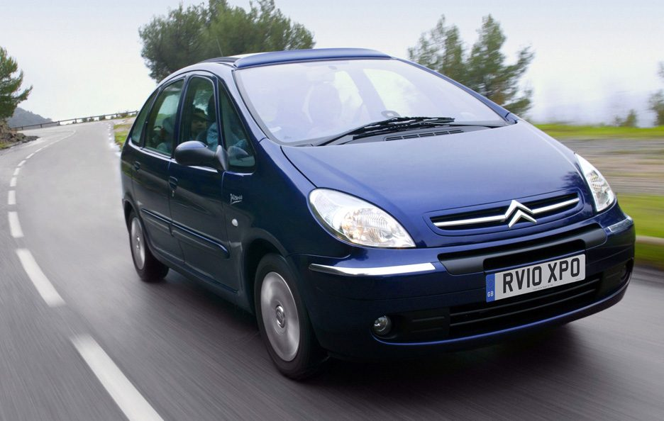 Citroën Xsara Picasso restyling