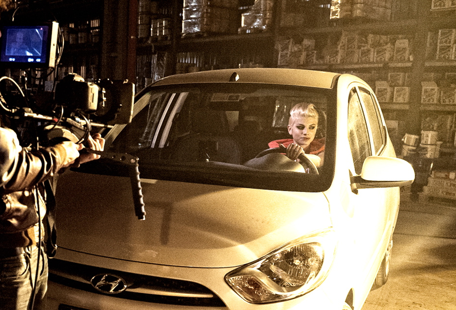 Hyundai i10, Emma Marrone per gli Hyundai Music Awards