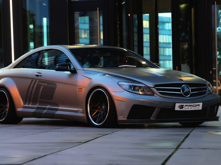 "Prior Design: Mercedes CL ""W216"""