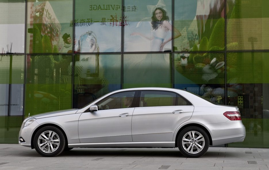 Mercedes Classe E  Berlina - Laterale