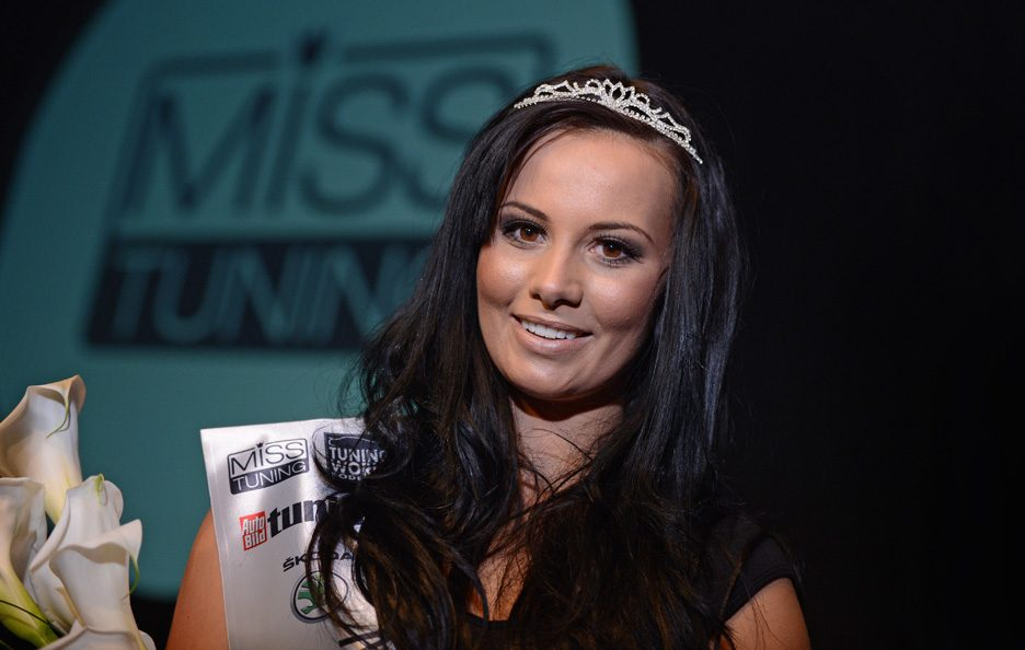 Miss Tuning 2012 - World Bodensee - Frizzi Arnold 2