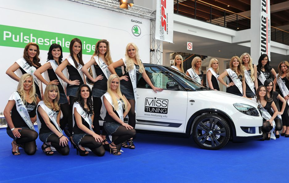 Miss Tuning 2012 - World Bodensee - Le finaliste 12