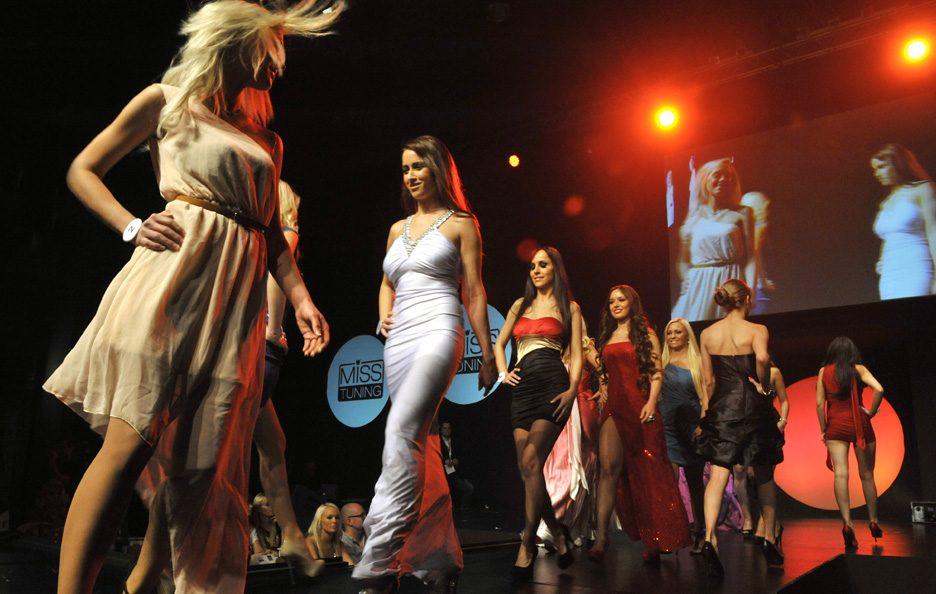 Miss Tuning 2012 - World Bodensee - Le finaliste 3