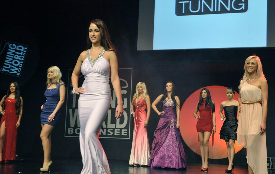 Miss Tuning 2012 - World Bodensee - Le finaliste 4