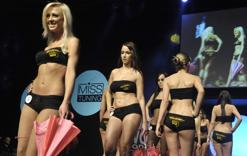 Miss Tuning 2012 - World Bodensee - Le finaliste