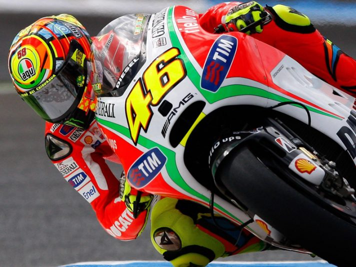 MotoGP - Estoril - Rossi