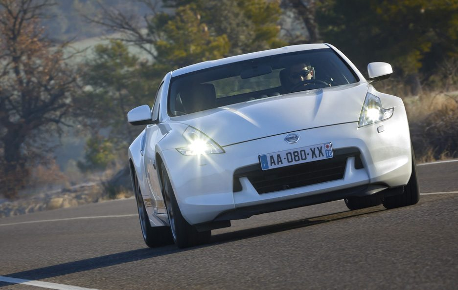 Nissan 370Z GT Edition frontale