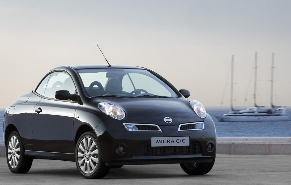 Nissan Micra C+C restyling